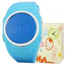 Smart Watch Waterproor Q520S синие с GPS