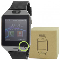 Smart Watch DZ09 черные