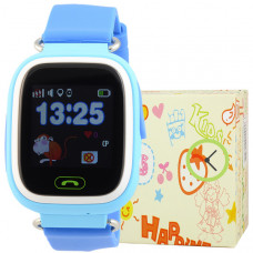 Smart Kids Watch FW01T голубые с GPS