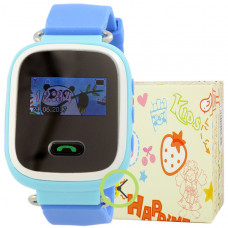 Smart Kids Watch FW03C синие с GPS