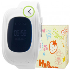 Smart Kids Watch FW01 белые с GPS