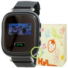 Smart Kids Watch FW03C черные с GPS