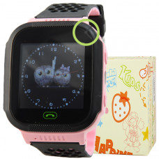 Smart Kids Watch FW04T розовые с GPS
