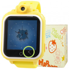 Smart Kids Watch FW02T желтые с GPS