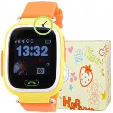 Smart Kids Watch FW01T желтые с GPS