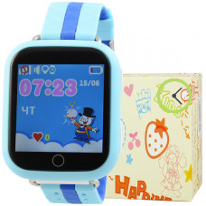 Smart Kids Watch FW03T голубые с GPS