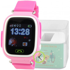 Smart Kids Watch FW01T розовые с GPS