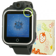 Smart Kids Watch FW02T черные с GPS