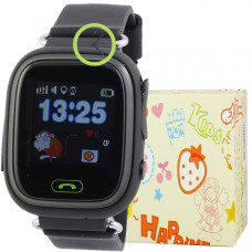 Smart Kids Watch FW01T черные с GPS