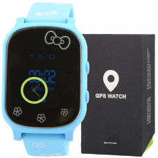 Smart Watch FW06 голубые с GPS